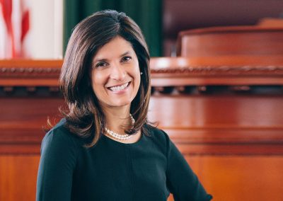 Maine Speaker of the House Sara Gideon