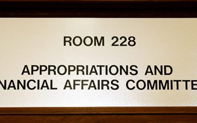 Appropriations Committee reaches strong, bipartisan budget agreement
